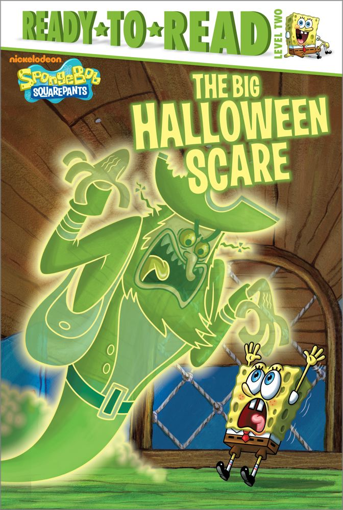 The Big Halloween Scare Cover Image