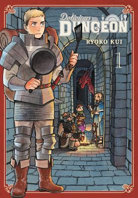 Delicious in Dungeon, Vol. 1 Cover Image