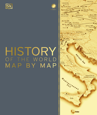History of the World Map by Map Cover Image