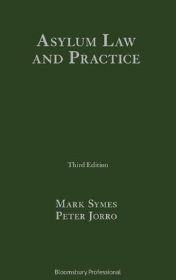 Asylum Law and Practice Cover Image