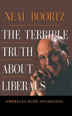 The Terrible Truth about Liberals Cover