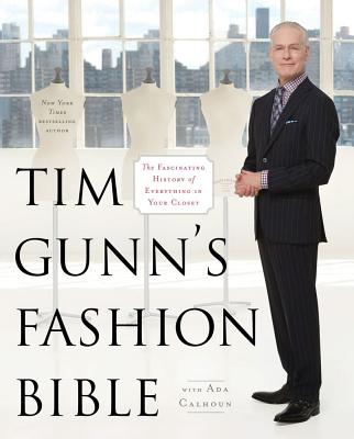 Tim Gunn's Fashion Bible Cover