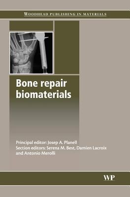 Bone Repair Biomaterials Cover Image