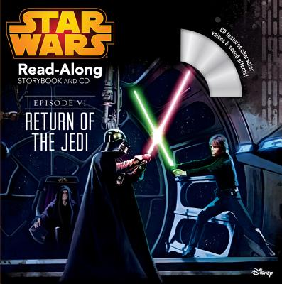 Star Wars: Return of the Jedi Read-Along Storybook and CD Cover Image