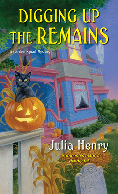 Digging Up the Remains (A Garden Squad Mystery #3) Cover Image