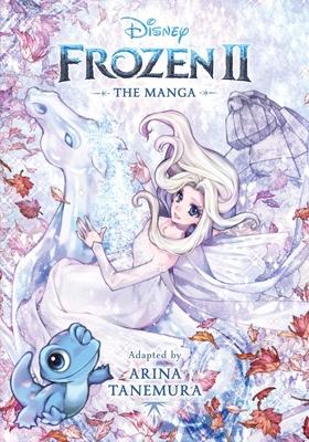 Disney Frozen 2: The Manga Cover Image
