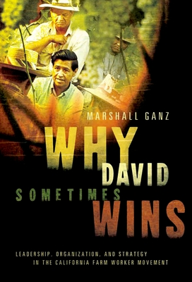 Why David Sometimes Wins: Leadership, Organization, and Strategy in the California Farm Worker Movement Cover Image