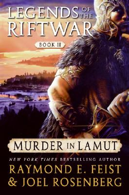 Murder in Lamut Cover Image