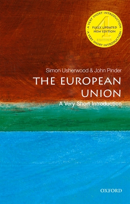 The European Union: A Very Short Introduction Cover Image
