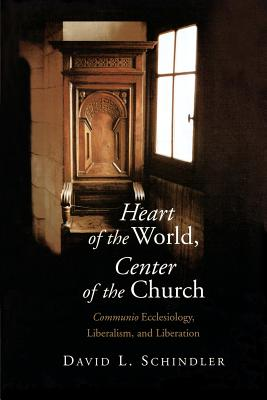 Cover for Heart of the World, Center of the Church