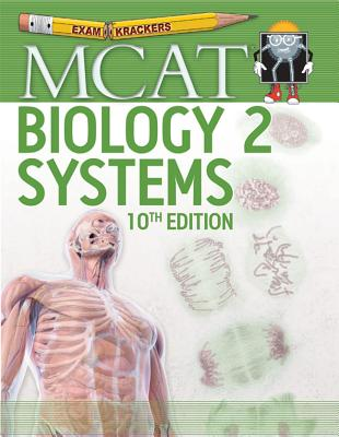 Examkrackers MCAT Biology II: Systems Cover Image