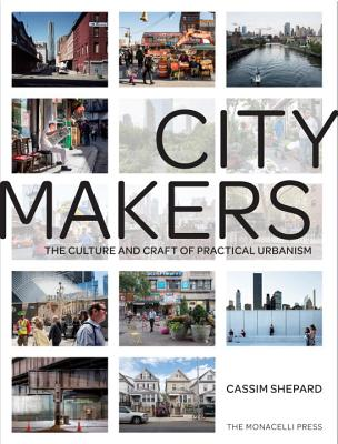 Cover for Citymakers