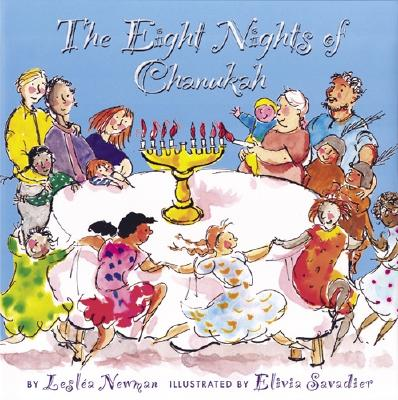 The Eight Nights of Chanukah Cover