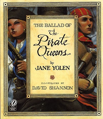 The Ballad of the Pirate Queens Cover Image