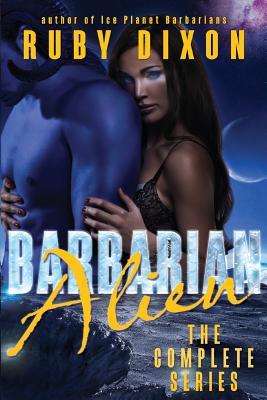 Barbarian Alien: A SciFi Alien Romance Cover Image
