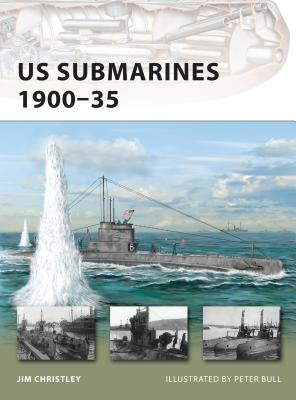 US Submarines 1900-35 Cover