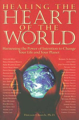 Healing the Heart of the World Cover