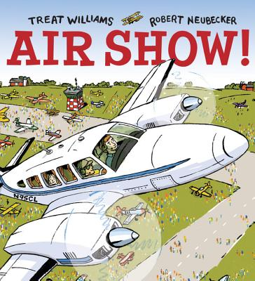 Air Show! Cover