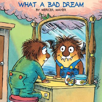 What a Bad Dream (Little Critter) Cover