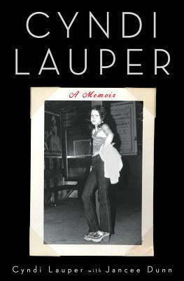 Cyndi Lauper: A Memoir Cover Image