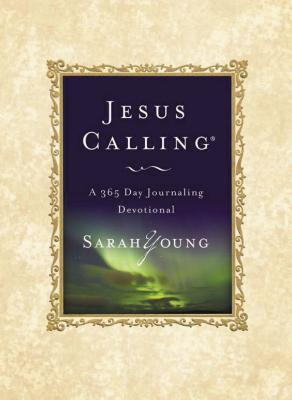 Jesus Calling: A 365-Day Journaling Devotional Cover Image
