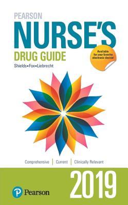Pearson Nurse's Drug Guide 2019 Cover Image