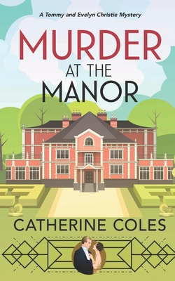 Murder at the Manor: A 1920s cozy mystery Cover Image