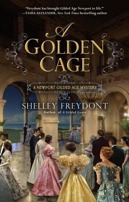 A Golden Cage Cover
