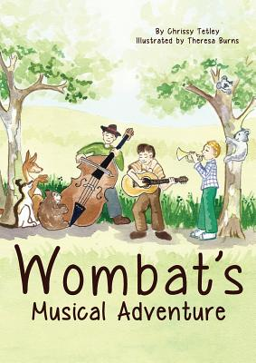 Wombat's Musical Adventure Cover Image