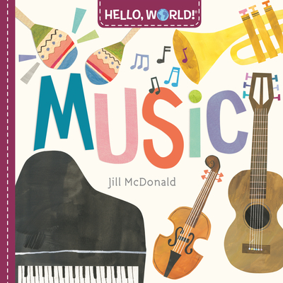Hello, World! Music Cover Image