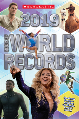 Scholastic Book of World Records 2019 Cover Image