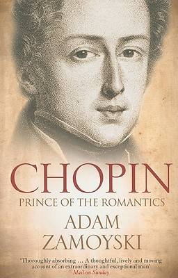 Chopin: Prince of the Romantics Cover Image