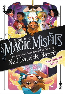 The Magic Misfits: The Second Story Cover Image
