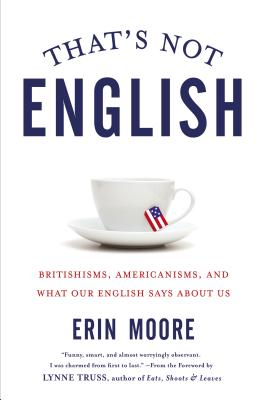 Cover for That's Not English