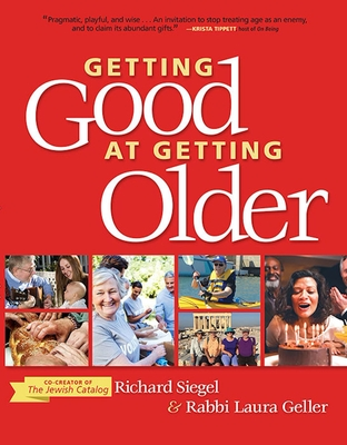 Getting Good at Getting Older Cover Image