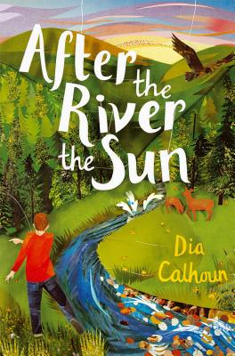 Cover for After the River the Sun