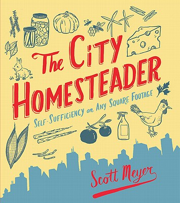 The City Homesteader Cover