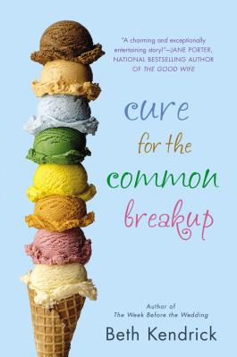 Cure for the Common Breakup Cover