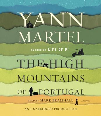 The High Mountains of Portugal: A Novel Cover Image