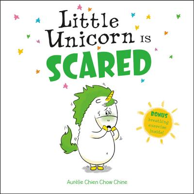 Little Unicorn Is Scared Cover Image
