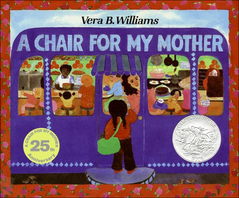 A Chair for My Mother (Reading Rainbow Books) Cover Image