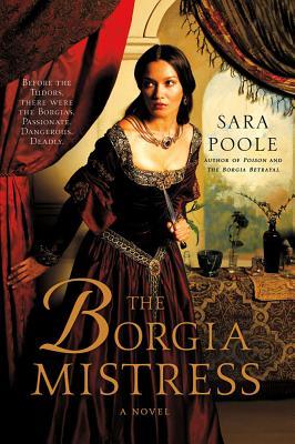 The Borgia Mistress Cover