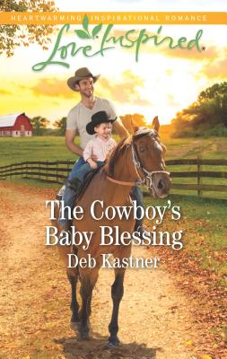 Cover for The Cowboy's Baby Blessing (Cowboy Country)