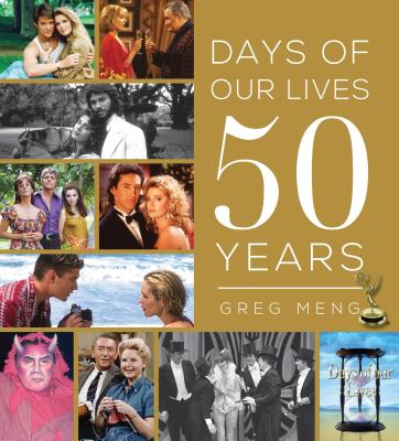 Days of Our Lives 50 Years Cover Image
