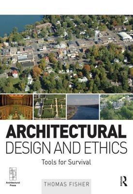 Cover for Architectural Design and Ethics