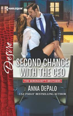 Second Chance with the CEO Cover