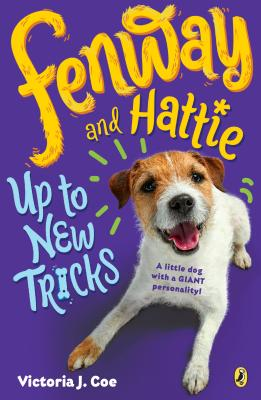 Fenway and Hattie Up to New Tricks Cover Image