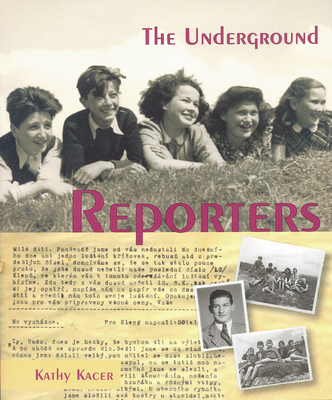The Underground Reporters Cover