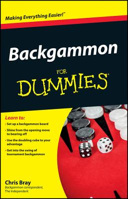 Backgammon for Dummies Cover Image