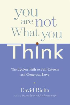 Cover for You Are Not What You Think